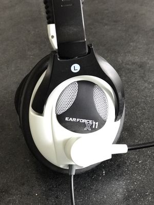 Ear force x11 Turtle Beach Gaming Headphones for Sale in Avon, OH