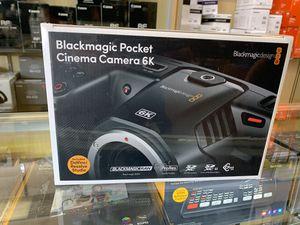 BlackMagic Cinema Pocket 6K in Store Now for Sale in Santa Ana, CA