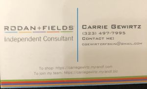 Rodan + Fields Skincare Products for Sale in Los Angeles, CA