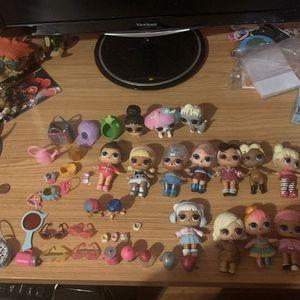 Lol Surprise Dolls Lot for Sale in Remington, VA