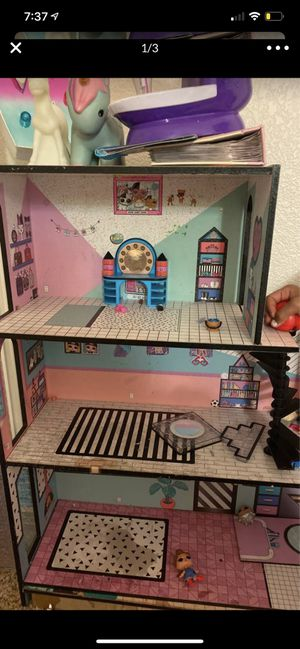 Lol doll house for Sale in Las Vegas, NV