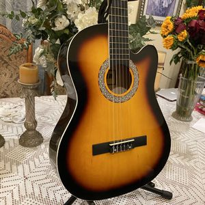 sunburst fever classic acoustic guitar for Sale in Bell, CA