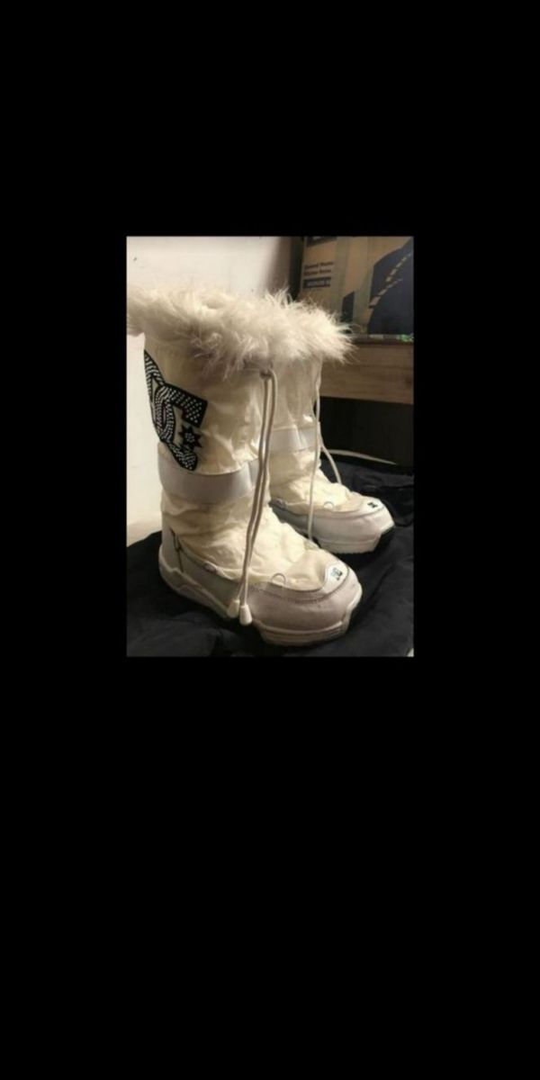 DC woman's Chalet 2.0 winter boots sz 7