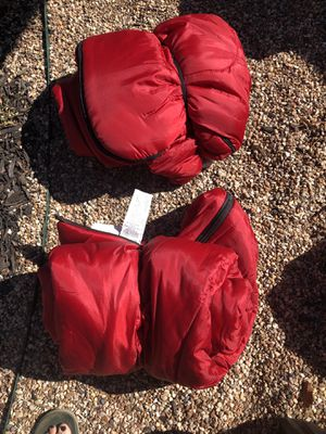 2 Sleeping Bags for Camping for Sale in Alvarado, TX