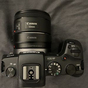 Canon RP (with accessories) for Sale in Chester, VA