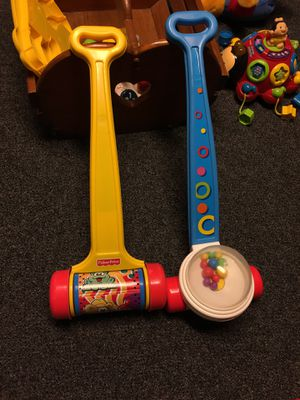 Fisher Price musical rollers for Sale in Neenah, WI