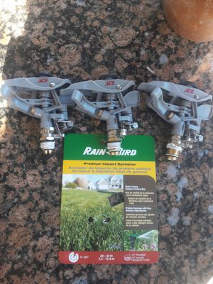 Premium impact Sprinkler for Sale in Stockton, CA