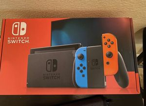 Nintendo switch 2.0 for Sale in Sunnyvale, CA