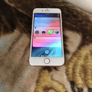 Att/cricket Only iPhone 8 64gb $260 Firm No Trade for Sale in Sacramento, CA