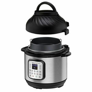 Amazing Brand New INSTANT POT DOU CRISP AND AIR FRYER IN ONE #1 SELLER ONLY $149 for Sale in Modesto, CA