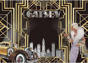 Party backdrop the great gatsby for Sale in Glendale, AZ