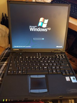 HP Compaq Evo Notebook N610c for Sale in Round Lake Beach, IL