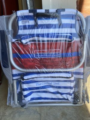 **BRAND NEW** Tommy Bahama Backpack Chair $45 for Sale in Ridgeland, MS