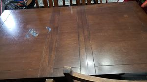 7-pc dinning set for free for Sale in Queens, NY