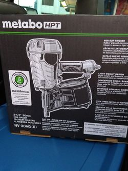 Metabo Nv90ag-s for Sale in Cape Coral,  FL