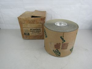 """3M ResiniteType E 1/0 Grit 8"""" X 50 Yds Floor Surfacing Paper for Sale in Springfield, VA"""