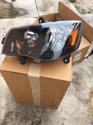 2011 threw 2019 Dodge Grand Caravan oem headlight for Sale in Miami, FL