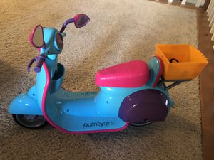 Journey girl scooter .. for 18 inch doll for Sale in PA, US