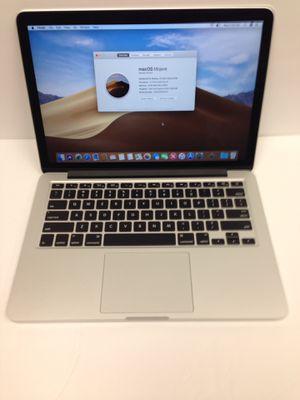 "Apple MacBook Pro Retina 13"" 2.7GHz 8GB 128GB 2015 for Sale in Hacienda Heights, CA"