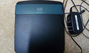 Used Linksys EA2700 WiFi router for Sale in Cedar Rapids, IA