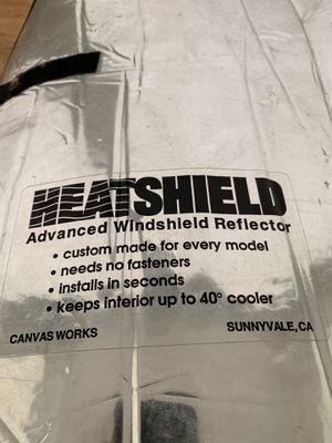 FJ Cruiser Heat Shield for windshield for Sale in Cedar Park, TX