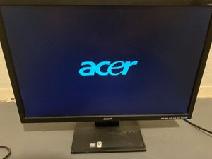 Acer 22 inch computer monitor for Sale in Spring, TX
