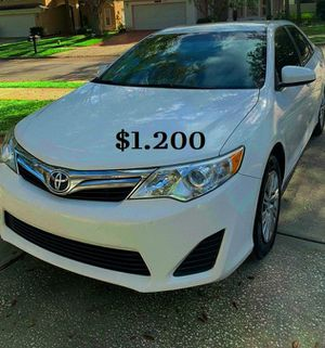 ✮(Beautiful)✮2013 Toyota Camry like new condition➤$1200 for Sale in Modesto, CA