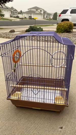 Bird cage for Sale in Spokane, WA
