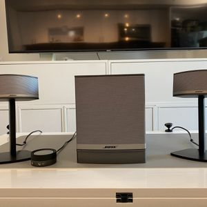 Bose Speakers Companion 5 for Sale in Bellevue, WA