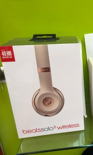Beats SOLO 3 Wireless brand new for Sale in Brooklyn, NY