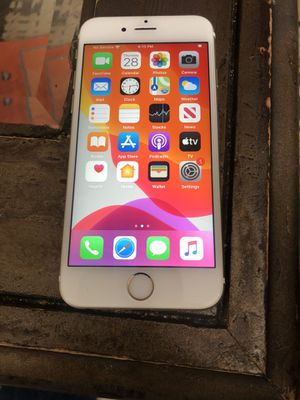Good iPhone 6s. 64g. AT&T for Sale in Falls Church, VA