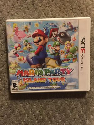 Mario Party Island Tour for Sale in Westerville, OH