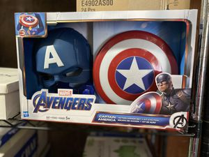 Captain America action armor set for Sale in Los Angeles, CA
