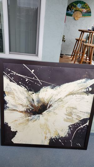 Canvas Decorative Picture 40'x40' for Sale in Encinitas, CA