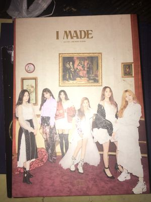 """(G)I-DLE """"I MADE"""" Album (CD not included) for Sale in Smyrna, TN"""