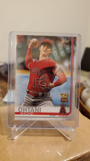 Angels Shohei Ohtani card for Sale in South Gate, CA