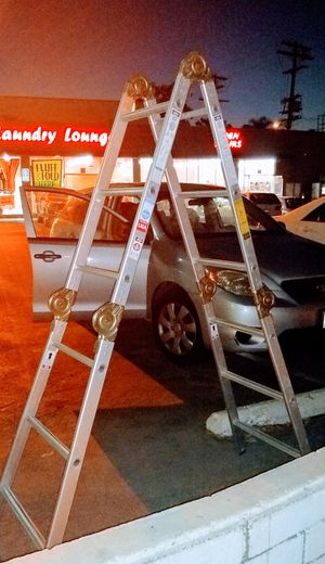 12.5 feet Multi purpose Ladder , Great shape for Sale in Los Angeles, CA