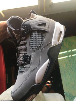 Jordan 4 retro grey for Sale in Phoenix, AZ