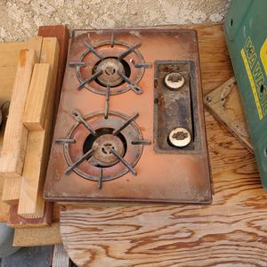 Vintage Trailer Camping Cooktop for Sale in Rancho Cucamonga, CA