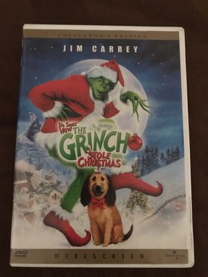 The Grinch DVD for Sale in Los Angeles, CA