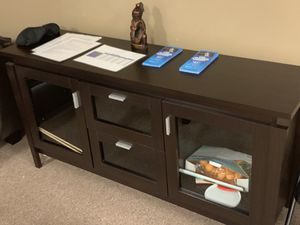 Gently used tv stand for Sale in Cleveland, OH
