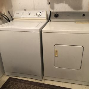 Maytag/Washer & Whirlpool/Dryer for Sale in Clarksville, TN
