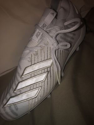 Adidas football cleats for Sale in Chardon, OH