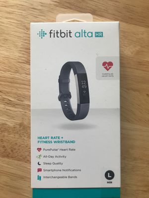 FitBit Alta HR - Large for Sale in Mountlake Terrace, WA