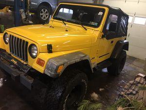 2002 Jeep Wrangler for Sale in NEW KENSINGTN, PA