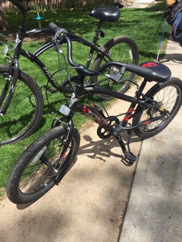 Kids Electra Townie Cruiser bike.