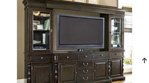 "Entertainment Center - holds 80"" tv for Sale in Parkland, FL"