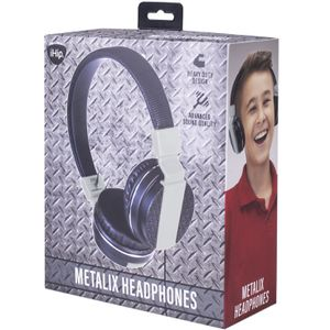 Ihip Gray Metalix Wired Headphones for Sale in Ontario, CA