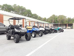 Lifted Golf Cart , FREE DELIVERY !!, $3,800 for Sale in Mount Pleasant, SC