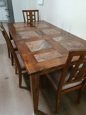 Dining Table Set w/ 6 Chairs for Sale in Orange, CA